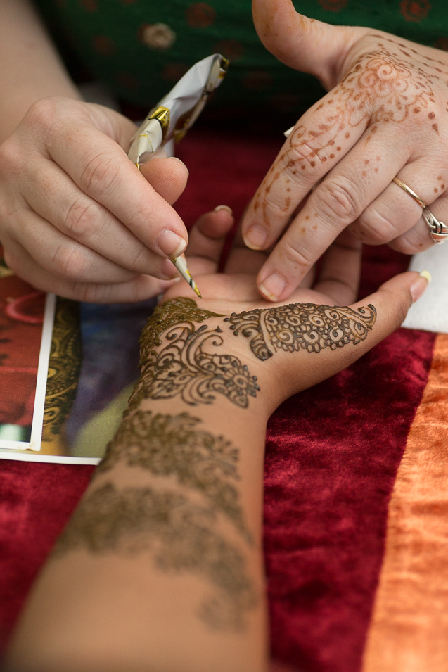 henna ceremony | kansas city wedding photographer | anthem photography
