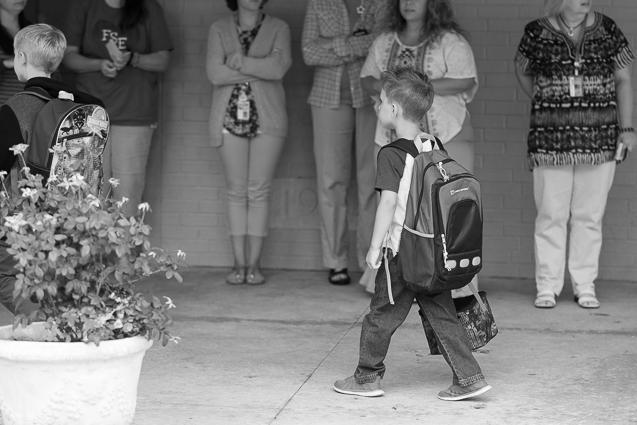 Nathan's first day of kindergarten- - Anthem Photography | www.anthem-photo.com - www.anthem-photo.com - 026