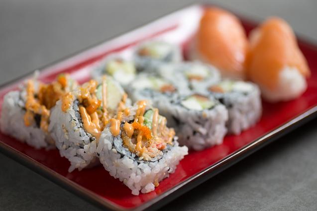 kansas city food photographer - sushi roll www.anthem-photo.com - 001-2